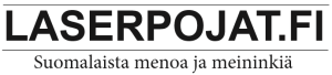 Laserpojat.fi logo 2016