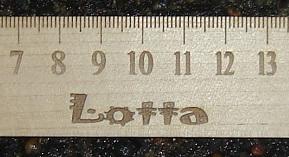 puinen viivoitin 3